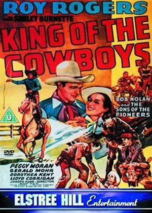Rent King of the Cowboys Online DVD Rental
