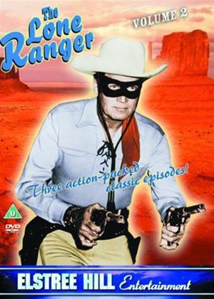 Lone Ranger: Vol.2 Online DVD Rental