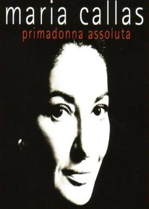 Rent Maria Callas: Primadonna Assol. Online DVD Rental