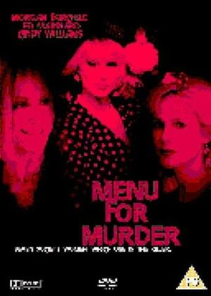 Rent Menu for Murder Online DVD Rental
