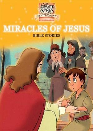 Rent Miracles of Jesus Online DVD Rental