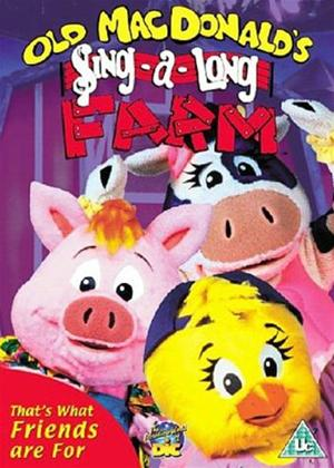 Old Macdonald's Sing a Long Farm Online DVD Rental