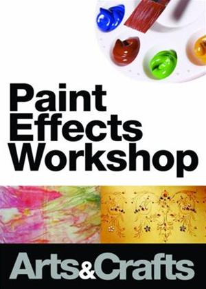 Rent Paint Effects Workshop Online DVD Rental