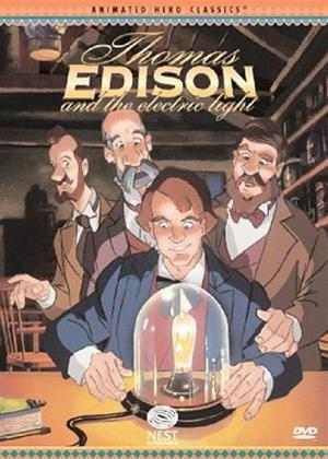Rent Thomas Edison (animation) Online DVD Rental