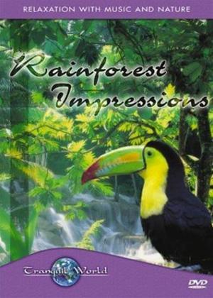 Tranquil World: Rainforest Online DVD Rental