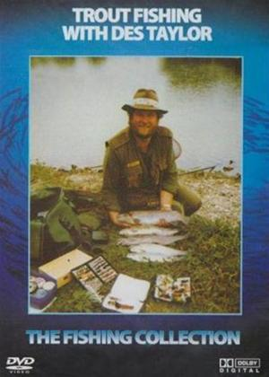 Trout Fishing with Des Taylor Online DVD Rental