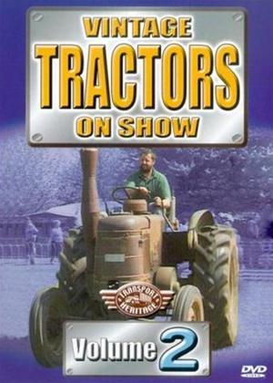 Rent Vintage Tractors on Show: Vol.2 Online DVD Rental
