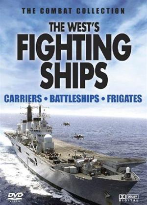 Rent West's Fighting Ships Online DVD Rental