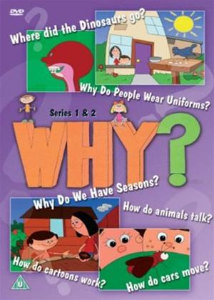 Why?: Series 1 and 2 Online DVD Rental