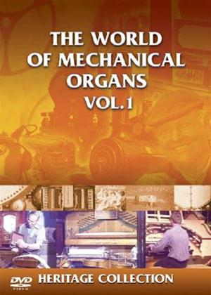 Rent World of Mechanical Organs Online DVD Rental