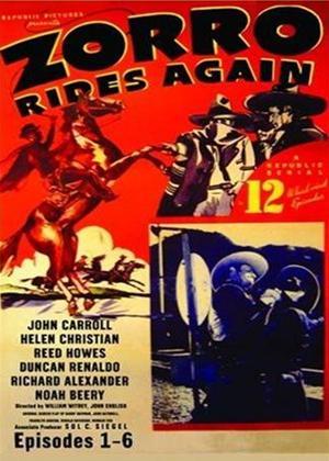 Zorro Rides Again: Vol.1 Online DVD Rental