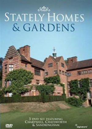 Stately Homes and Gardens Online DVD Rental