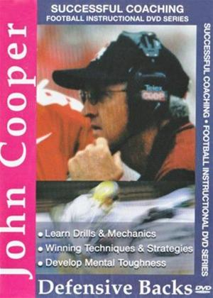 Rent Successful Coaching American Football: John Cooper Defensive Online DVD Rental