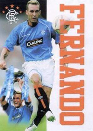 Rent Fernando Ricksen: Rangers Online DVD Rental