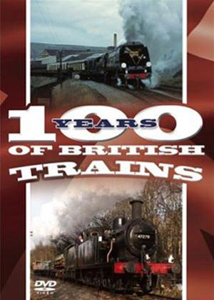 100 Years of British Trains Online DVD Rental