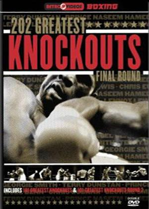 202 Greatest Knockouts Online DVD Rental