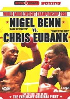 Eubank Vs Benn Online DVD Rental