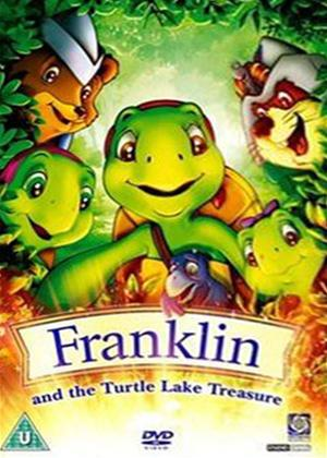 Franklin and Turtle Lake Treasure Online DVD Rental