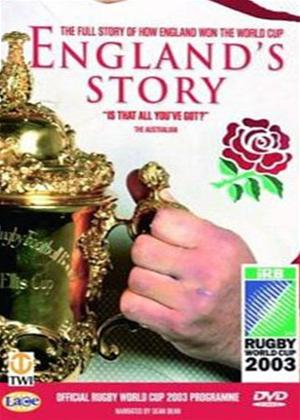 Rent Rugby World Cup: Englands Glory Online DVD Rental