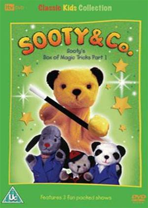 Rent Sooty and Co: Sooties Magic Box Online DVD Rental