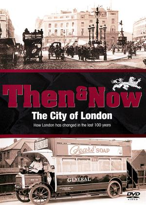 Then and Now: The City of London Online DVD Rental