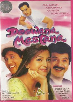 Rent Deewana Mastana Online DVD Rental