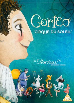 Rent Cirque Du Soleil: Corteo Online DVD Rental