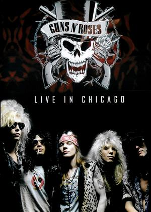 Rent Guns 'N' Roses: Live in Chicago Online DVD Rental