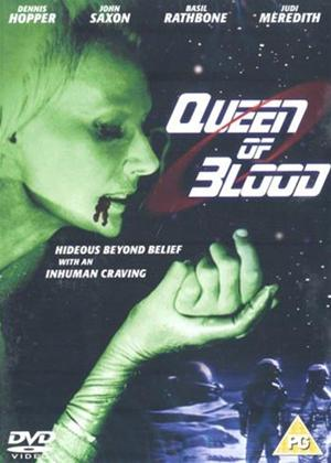 Queen of Blood Online DVD Rental