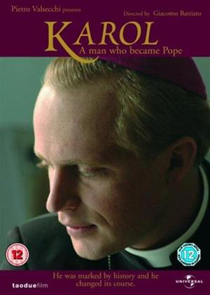 Karol: A Man Who Became Pope Online DVD Rental