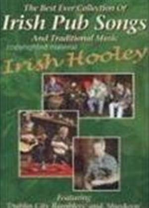 Rent Irish Hooley Best Ever Irish Pub Songs Online DVD Rental