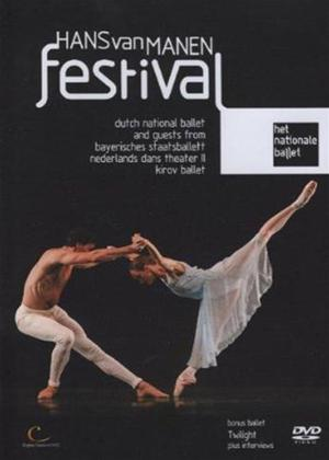 Altin Kaftira: Hans Van Manen Festival Online DVD Rental