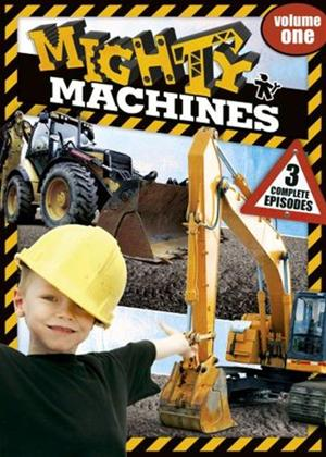 Mighty Machines: At the Construction Site Online DVD Rental