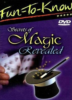 Secrets of Magic Revealed Online DVD Rental