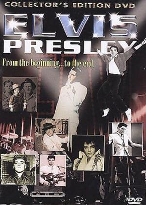 Elvis Presley: From the Beginning to the End Online DVD Rental