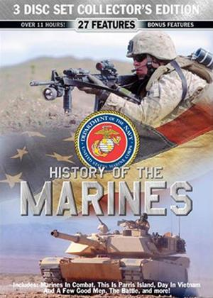 History of the US Marines Online DVD Rental