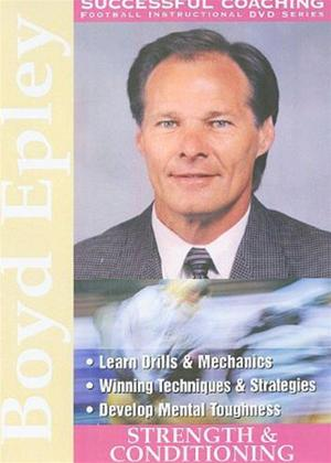 Successful Coaching American Football: Boyd Epley: Strength Online DVD Rental