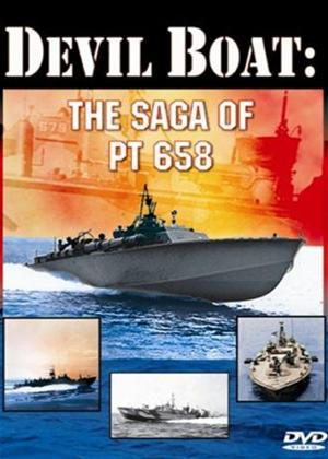 Devil Boat: Saga of PT658 Online DVD Rental