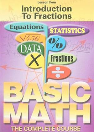 Basic Maths: Introduction to Fractions Online DVD Rental