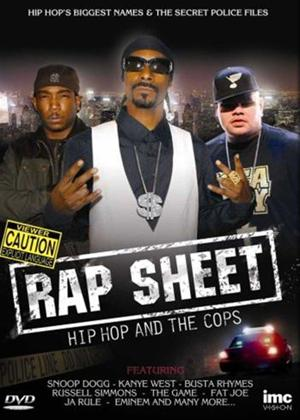 Rap Sheet: Hip-Hop and the Cops Online DVD Rental