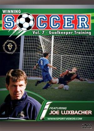 Winning Soccer: Goalkeeper Training Online DVD Rental