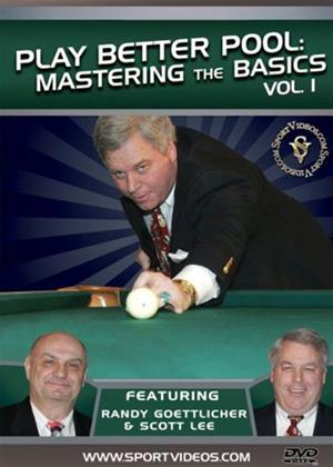 Play Better Pool: Mastering the Basics Online DVD Rental