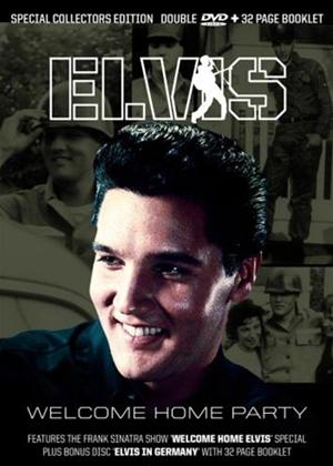 Rent Elvis Presley: Homecoming Online DVD Rental