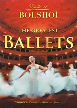 Rent Bolshoi Ballet: Greatest Ballets Online DVD Rental