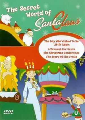 Rent Secret World of Santa: Vol.4 Online DVD Rental