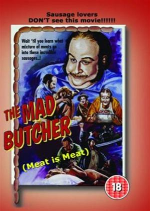 Mad Butcher Online DVD Rental