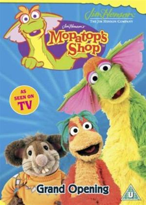 Mopatop's Shop: Grand Opening Online DVD Rental