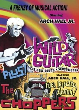 Rent Wild Guitar / The Choppers Online DVD Rental
