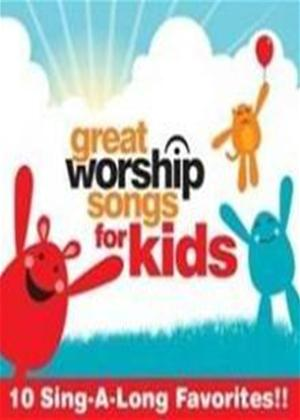 Great Worship Songs Kids: Vol.2 Online DVD Rental