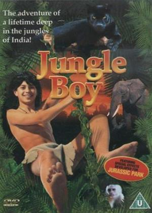 Jungle Boy Online DVD Rental